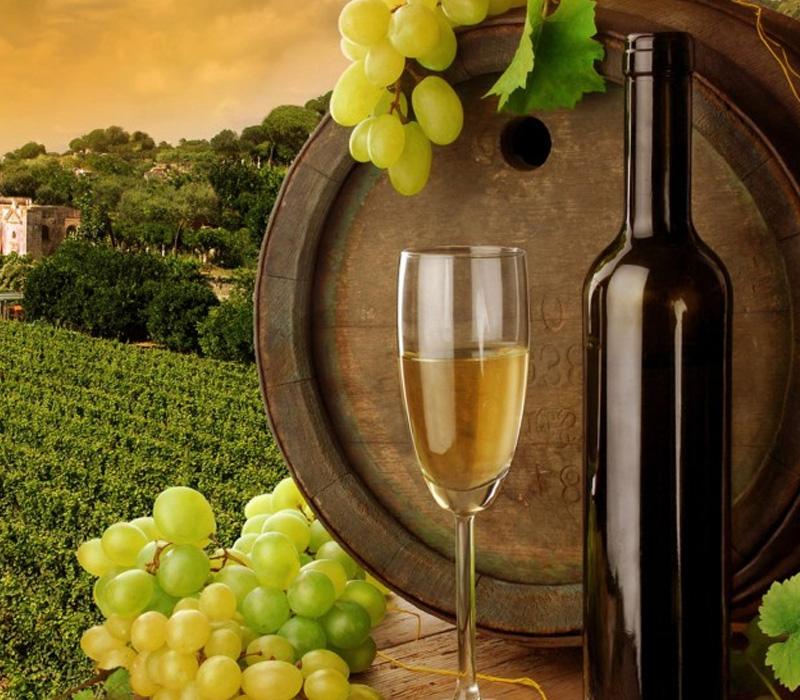 ボトル白ワイン