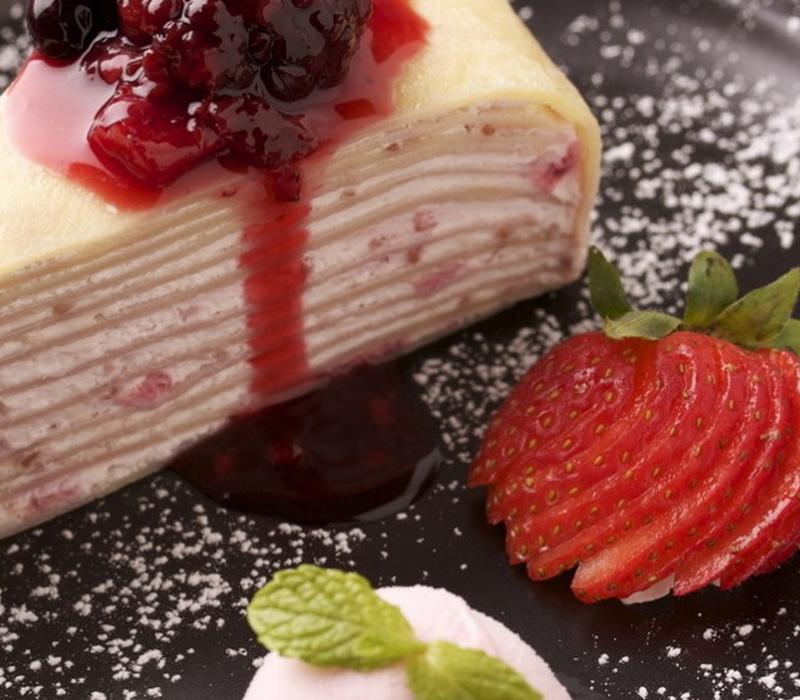 【Dessert】