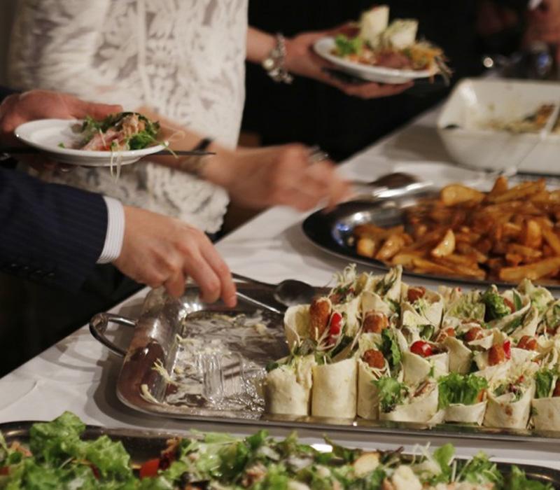 スタンダード・プラン 6,000円(税別)<料理も充実でゲストも満足>