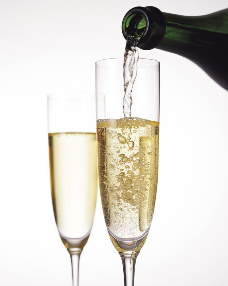 ■ホームページ限定! コース予約の方にスパークリングワイン飲み放題!